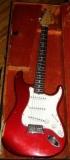 1968 Fender Stratocaster Red