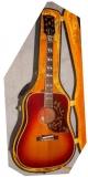 1962 Gibson Hummingbird