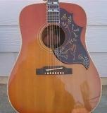 1964 Gibson Hummbird Natural