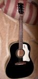 1968 Gibson J-45 Black