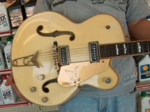 1956 Gretsch White Falcon